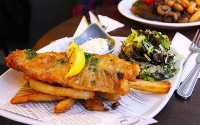 3 bonnes adresses de Fish & Chips à Londres